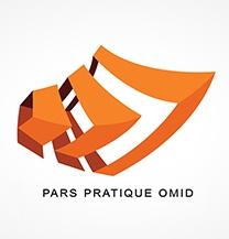 طراحی لوگو شرکت پارس پرتیک