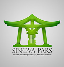 طراحی لوگو ساینوا پارس