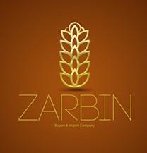 طراحی لوگو شرکت زربین