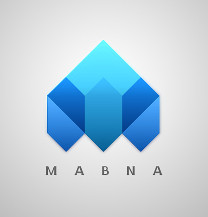 طراحی لوگو شرکت مبنا