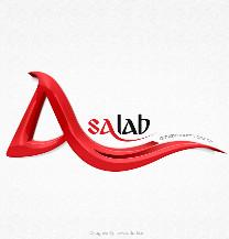 طراحی لوگو شرکت آزما شناسان آریا