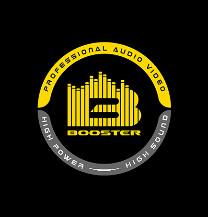 طراحی لوگو برند بوستر