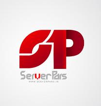 طراحی لوگو شرکت سرور پارس