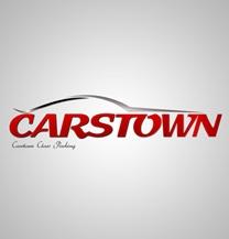 طراحی لوگو شرکت کارستان (Cars Town)