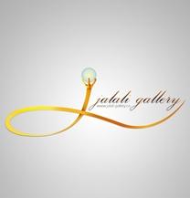 طراحی لوگو برند جواهری جلالی