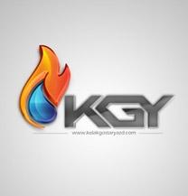 طراحی لوگو شرکت کولاک گستر یزد