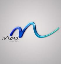 طراحی لوگو برند مُند (Mond)