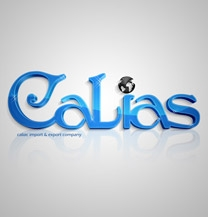 طراحی لوگو برند کالیاس