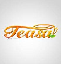 طراحی لوگو برند Teasa کانادا