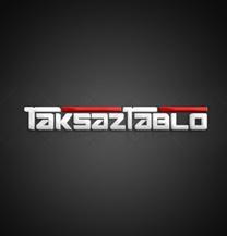 طراحی لوگو شرکت تکساز تابلو