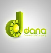 طراحی لوگو شرکت دانا