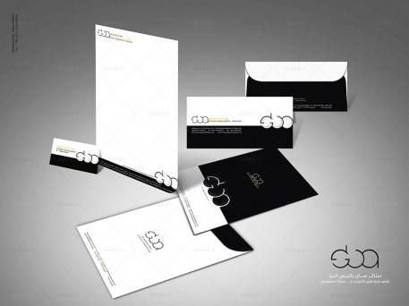 طراحی ست اداری شرکت باتیس
