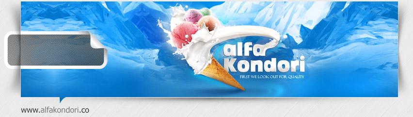 طراحی سایت شرکت آلفا کندری