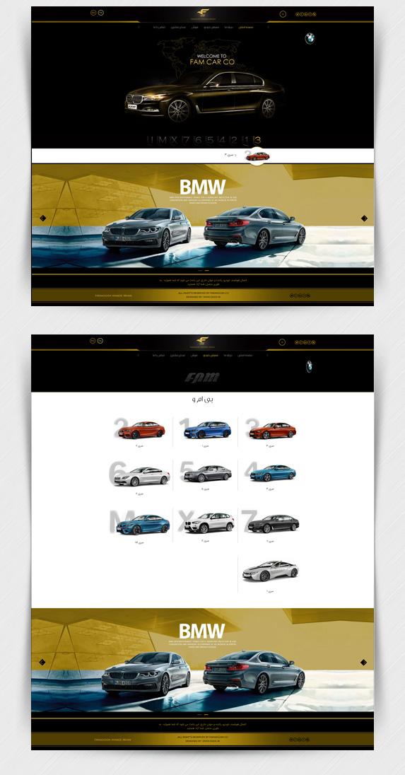 طراحی سایت شرکت فراکوش