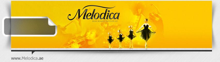طراحی سایت آکادمی موسیقی ملدیکا