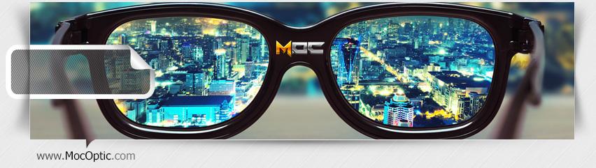 طراحی سایت فروشگاه اپتیک MOC