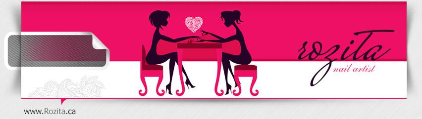 طراحی سایت سالن زیبایی رزیتا