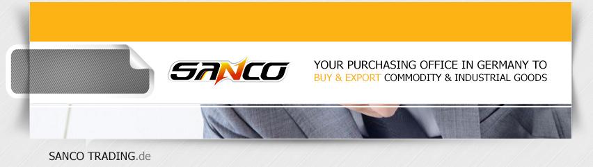 طراحی سایت شرکت سنکو آلمان